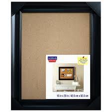 White Frame Cork Board Wood Framed Cork Board By Home Improvement White Decorative  Framed Cork Boards