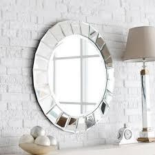 bathroom mirrors. Incredible Brick Round Bathroom Mirrors Design Ideas Wonderful Shape Image Standing Replacement Sunday