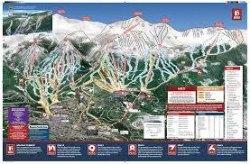 breckenridge trail map  onthesnow