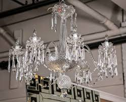 crystal chandelier for at 1stdibs