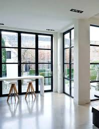 black window frames best ideas about on and white walls