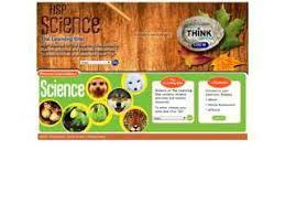 www eharcourtschool com science login