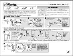 genie garage door opener manual excellent troubleshooting with