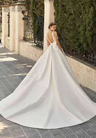 ALMA Ball Gown Wedding Dress by Aire Barcelona - WeddingWire.com