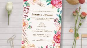 Sample Wedding Invitation Wording Wedding Invitation Wording Samples Tips Thatsweetgift