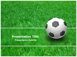 Football Powerpoint Template Football Gamestemplates For Powerpoint