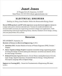 Electrical Engineering Sample Resumes College Admission Essay Advice To Help You Stand Out