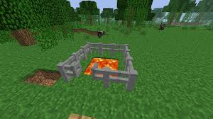 how to make a fence in minecraft. Iron-Fence-Mod-1.jpg How To Make A Fence In Minecraft