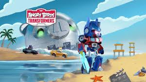 Tải game Angry Birds Transformers MOD APK 2.12.0 (Vô Hạn Tiền)