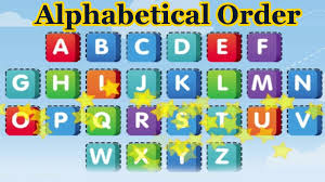 put the alphabet in alphabetical order alphabet songs d put the alphabet in alphabetical order alphabet songs 3d animation learning abc