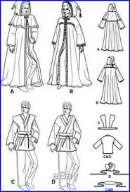 Star Wars Costume Patterns Adorable PATTERN SIMPLICITY Star Wars Jedi Luke Skywalker Robe Obi Wan Kenobi