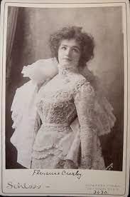 Florence Crosby   Old photography, Edwardian fashion, 1900 fashion