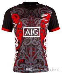 2019 2018 2019 maori all blacks jersey 2018 all black 2018 home away red men rugby shirts nz blacks maori 100th years special edition jerseys from