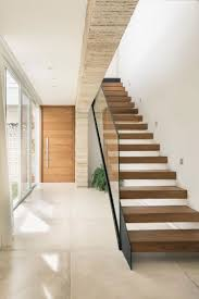 ... floating staircase with clear gl railing stairs for how to make  concrete steps kit architecture wonderful ...