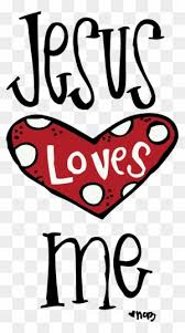See also coloring pages image below: Melonheadz Lds Illustrating Jesus Loves Me Coloring Page Free Transparent Png Clipart Images Download