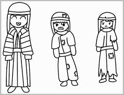 50 Lovely Figure Of Joseph Coat Of Many Colors Coloring Page Best