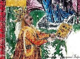 Portretul lui Ștefan cel Mare din Tetraevanghelul de la Humor (1473) - 24  PH Arte
