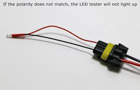 can bus error hid decoders installing hid conversion kit please use the led tester comes the can bus decoders to out the stock harness positive and negative before you plug in the decoder