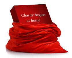 speech on ldquo charity begins at home rdquo  charity begins at home