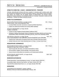 Microsoft Templates Resume