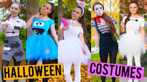 last minute diy costumes cookie monster baymax one direction more kristi anne beil you
