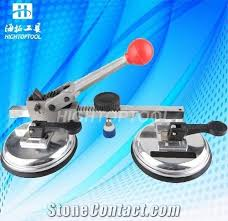 granite marble stone ratchet mini seam setter for seam joining leveling stone gluing tool suction cup
