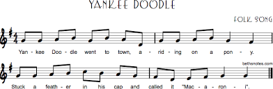 Yankee Doodle - Beth's Notes