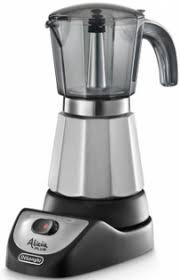 Гейзерная <b>кофеварка DeLonghi EMKM 6</b>.B купить недорого в ...
