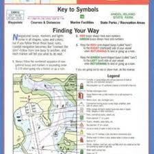 San Francisco Bay Waterproof Chart By Maptech Wpc123