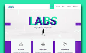 Labs Free Html5 Bootstrap Digital Agency Website Template
