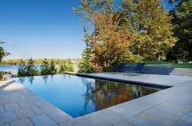 infinity pool backyard. Exellent Pool Chestnut Hill Backyard 1 An Infinity Pool  Throughout Infinity Pool Backyard A
