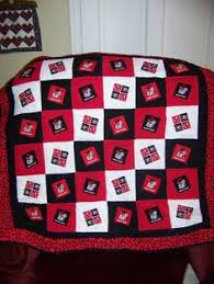 19 best Quilts images on Pinterest | Atlanta falcons, How to make ... & georgia bulldog quilt patterns - Google Search Adamdwight.com