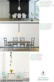 Modern Dining Room Pendant Lighting Custom Modern Dining Chandelier 48 Light Cluster Pendant Modern Dining Etsy