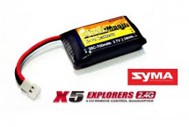 <b>Аккумулятор Black Magic</b> LiPo 3.7V 700mAh 35C для ...