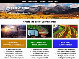 Xtreme Landscape Design Weaver Xtreme Wordpress Template For Business By Bruce Wampler