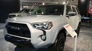 2018 toyota 4runner trd pro interior. interesting toyota 2018 toyota 4runner comes on the market at end of a year or  beginning 2018 probably first version will become available  to toyota 4runner trd pro interior