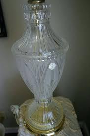 vintage crystal table lamps antique crystal table lamps fresh furniture antique glass table lamps vintage