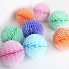 Paper Balls For Decoration