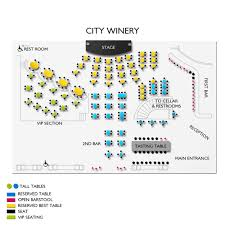 City Winery Seating Chart 39 Problem Solving City Winery Nyc Seating