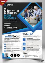 How To Make A Business Flyer 005 Template Ideas Free Business Flyer Psd Design Templates