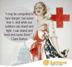 Clara Barton Quotes New Kamere Inspiration Matters ClaraBartonQuote Kamere