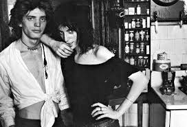 last night i finished patti smith s book about her relationship with photographer robert mapplethorpe just kids lying in bed with tears rolling down into