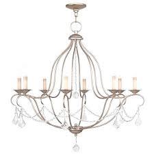 antique silver chandelier lighting chesterfield antique silver leaf eight light chandelier antique silver crystal drop chandelier