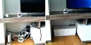 office cable management. Desk Cable Management Ideas Cord Computer Easy . Office