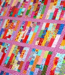 Best 25+ Strip quilt patterns ideas on Pinterest | Quilting ... & I am soooo making this! Might start it today! Great scrap quilt and tutorial Adamdwight.com
