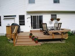 Small Backyard Decks Patios Remodelling Home Design Ideas Impressive Small Backyard Decks Patios Remodelling