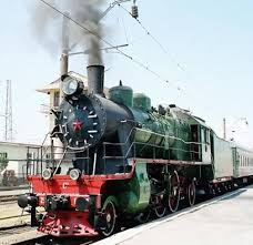 Реферат Железнодорожный транспорт его особенности основные  Рис 2 Паровоз Су 250 64