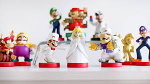 Sales Increase For Amiibo Figures During The Last Fiscal
