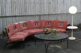 vintage mid century modern patio furniture. 1950\u0027s Vintage Woodard Salmon Wrought Iron Grapes \u0026 Vine Pattern Outdoor Patio Furniture Local Pick Up. Mid Century Modern. $1,200.00, Via Etsy. Modern C