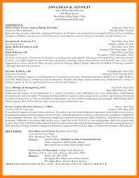 7 Associate Attorney Resume Self Introduce